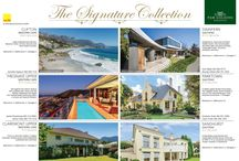 Business Day Homefront Signature Collection! / Signature Collection of Pam Golding Property Group homes featured in the Business Day Homefront and distributed in Business Day! / by The Pam Golding Property Group