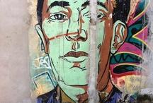 São Paulo Graffiti  / Feel the pulse of the São Paulo, Brazil graffiti and street art movement.  / by Stencil Revolution