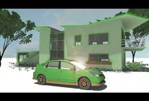 Go Green / by allU.S. Credit Union