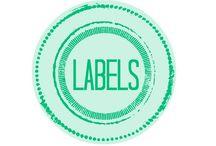 Printables | Labels / by Beth Grimsley