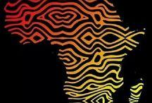 Africa-Heartland / by Francia Messado