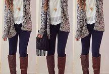 Fall Fashion / by Haute Polish