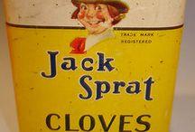 Jack Sprat / by Jill Johnson Kiker