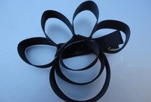 Hair bows & accessories / by Loving Life