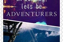 Wanderlust / Futuros viajes y lugares que visitar !  / by Cami Cuevas