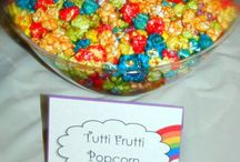 Rainbow Art Party / by Cherry Blossom Charm