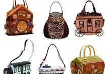 Handbags / by Claudia Rubinstein