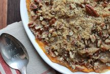 Food - dinner sides / by Kayla Sladwick