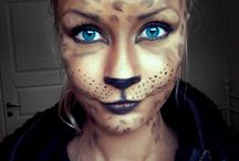Face Paint / by Lissandra Cafuoco