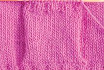 Knitting-pockets / by Mary Ann Nash