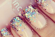 my nails / by Lillian garvin