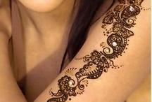 tattoos  / by Vanassa Watkins