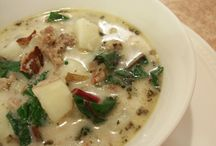 Soups / by Becky Thornburg