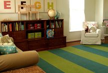 Playroom / by Kelly Coppage Zeiders