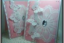 All Hello Doily Cards  / by Angela  C Fernandez