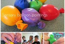 Preschool  / ideas for 3 & 4 year olds / by Tiffany Scott