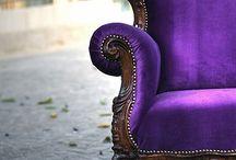 purple / by Joann Wright