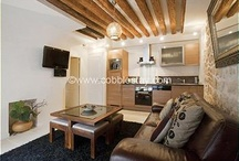 Pompidou / Inspired by our Pompidou property in Paris / by Paris Vacation Rentals - CobbleStay.com