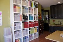 Scrapbook Room Ideas / by Amber Sturgeon