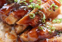Chicken Recipes / by Mary Davis