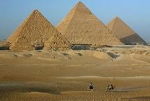 Egito / Maravilhas do Egito / by Elias Junior