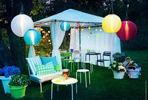 Party Time (Garden party) / by Allison Lewis