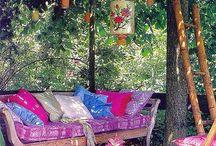 OUTDOOR SPACES :D / by Carmen turner
