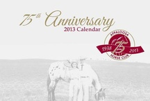 ApHC 75th Anniversary / by Appaloosa Horse Club