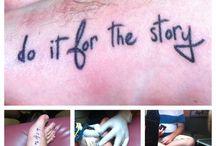 Tattoo / by Krystina Kidd