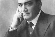 Personalidades -  Enrico Caruso / Um dos maiores tenores já existentes! / by Di Thiene Publicidade