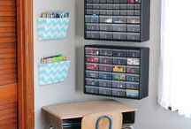 Playroom Ideas / by Michelle Hulse