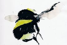 JUST BEE / All things bumble bee. / by Cristin Priest | Simplified Bee