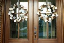 Wreaths / by Amanda Jones