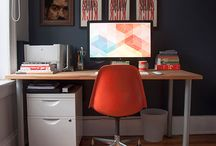 Office Space Inspiration  / by Travis Alex