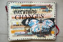 Art Journaling / by Sandra Kaye