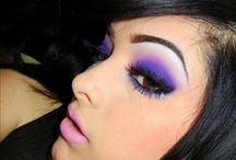 make-up / by Amber Kiehl