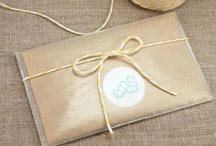 wrapping+packaging / by Elena Stefanidou