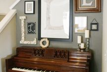 Home interior / by Christy Streater