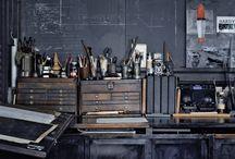 Studio Spaces / by Chrisman