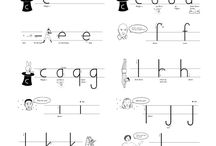 Handwriting Ideas / by Brenda Munn