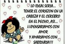 Mafalda / by Marcela Cañas