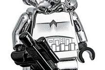 Lego Star Wars / by Andrew Baldock