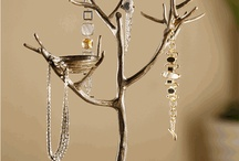 Jewellery Displays / Creative ways to showcase your collection of jewels! / by Tryst Jewellery