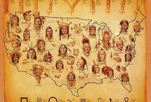 spiritual tribes / by Mnemosune