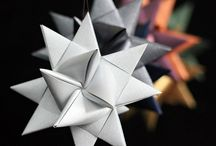 paper folding and cutting / by Pamela O'Neal