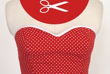 Needle & Thread <3 / by Rebecca Fanjoy