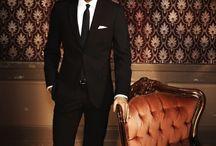 How my future husband will dress / by Christine Pitt
