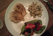 Healthy Meals / by Lindsay Eason