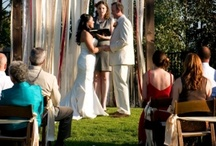 outdoor wedding / by Sarah Leathers