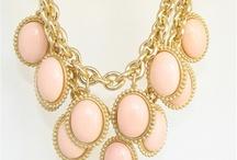 Necklaces / by Margaret Clark